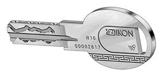 WSW Schlüssel