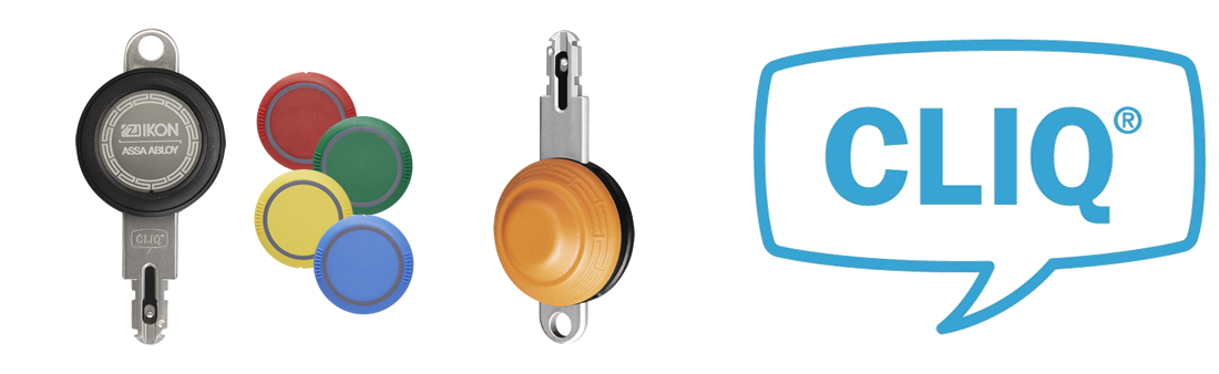 IKON Cliq Go System - Schlüssel