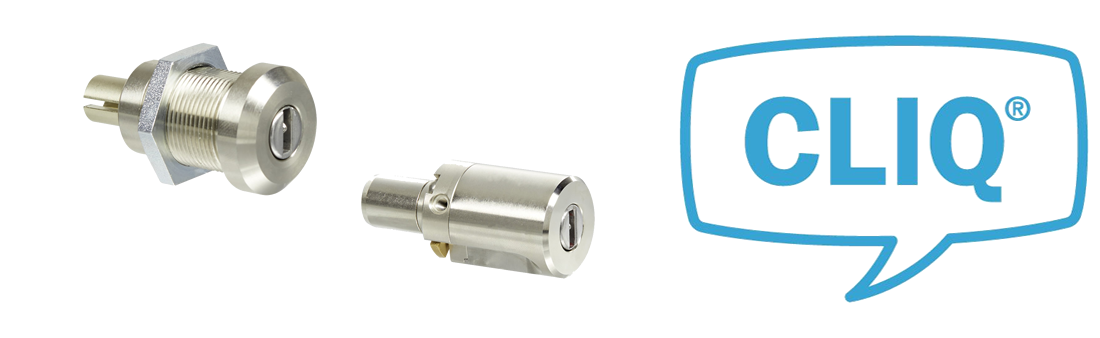 IKON Cliq Go System - Möbelzylinder