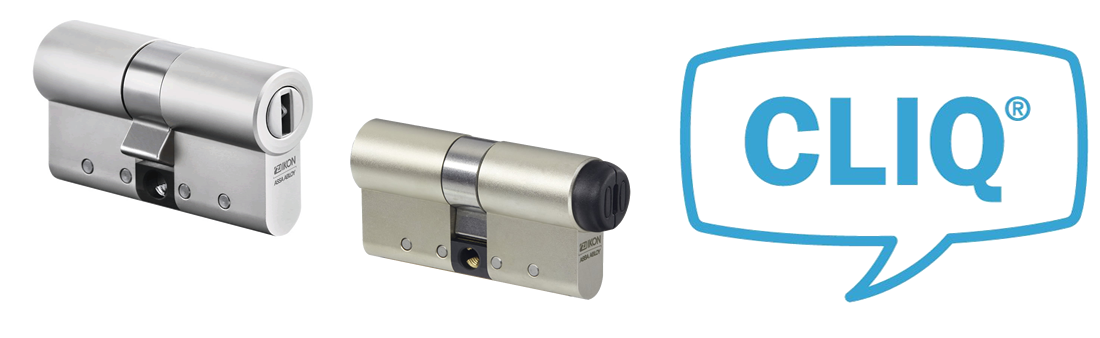 IKON Cliq Go System - Doppelzylinder