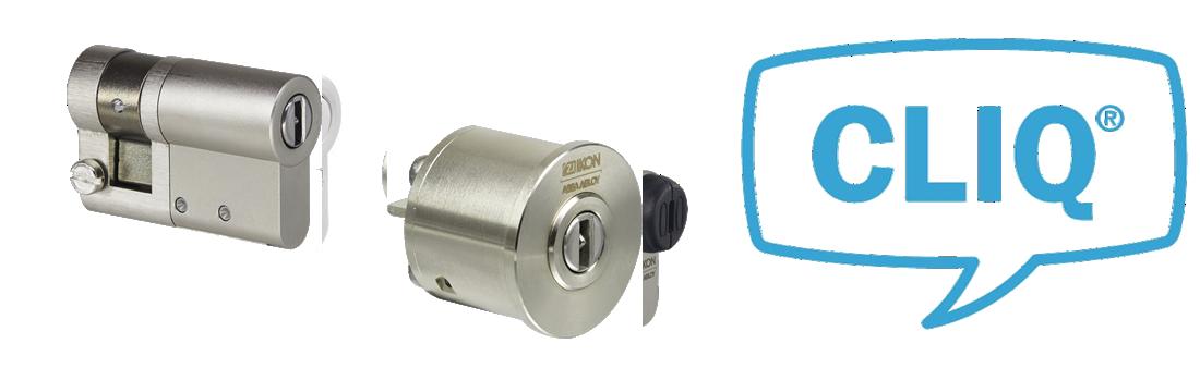 IKON Cliq Go System - Schaltzylinder