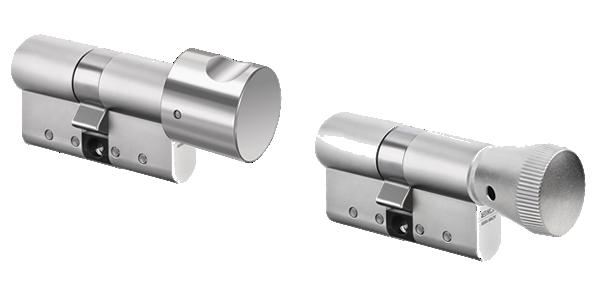 IKON Cliq Go System - Knaufzylinder