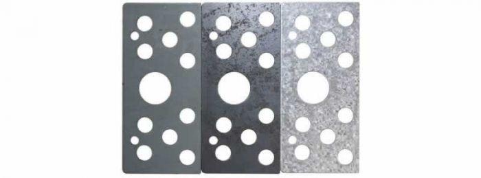 Abbildung zeigt 3 Unterlagen nebeneinander