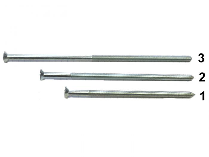 Stulpschraube für Schließzylinder