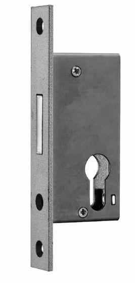Riegelschloss für Profiltüren