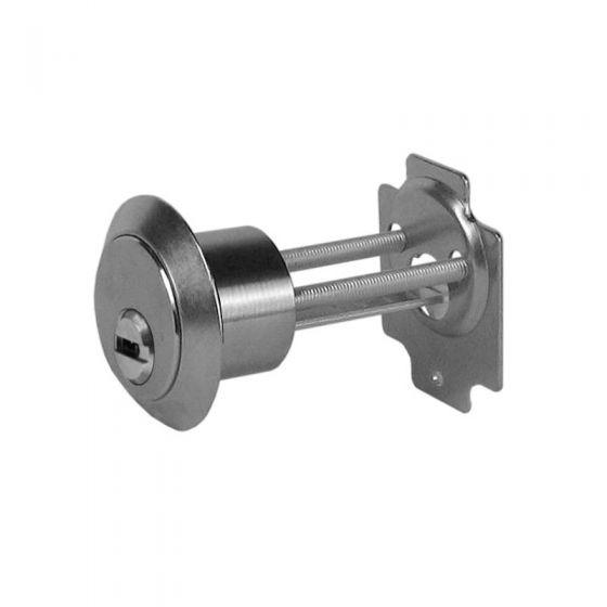 Außenzylinder mit Wendeschlüssel für Kastenzusatzschlösser