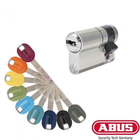 ABUS Bravus 3500 MX Halbzylinder mit Pro Cap Schlüssel