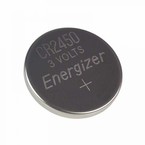 Lithium Knopfzelle CR2450 für SimonsVoss Schließzylinder