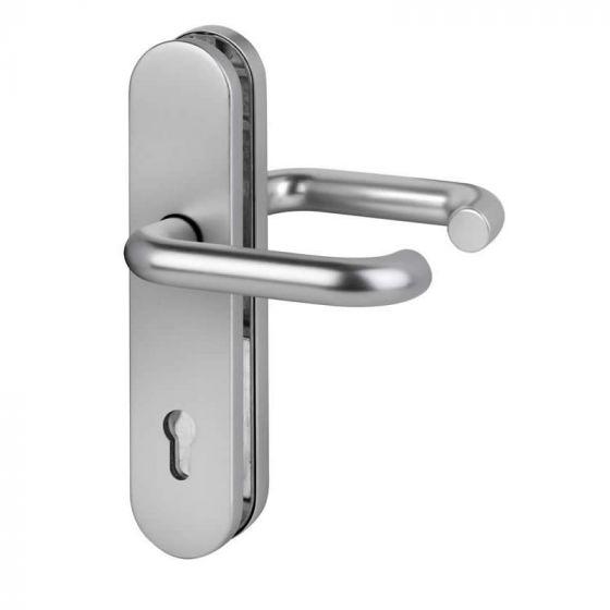 Schutzbeschlag für Türen mit Panikschloss