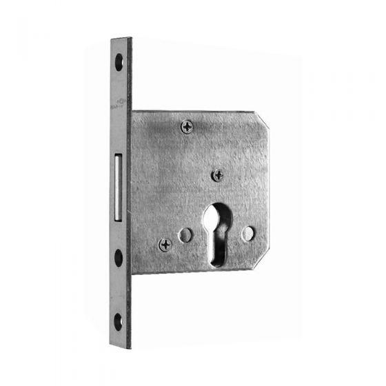 Riegeleinsteckschloss für Holztüren