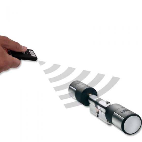Handhabung elektronisches Türschloss TSE 5003 mit Funkschlüssel