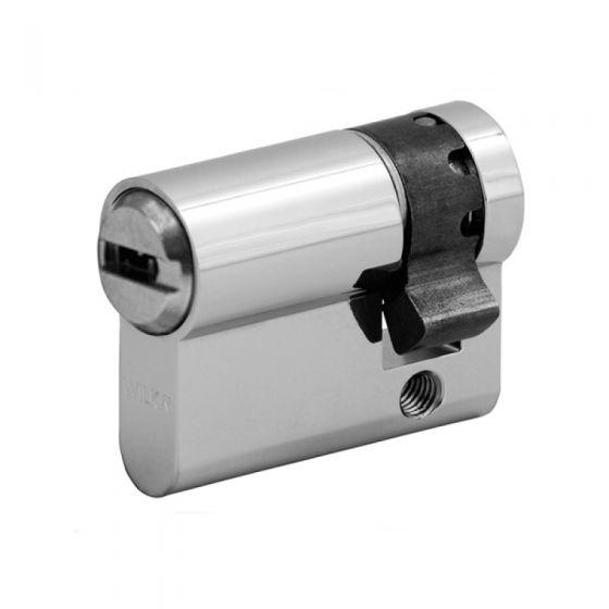 W3610 Halbzylinder mit Wendeschlüssel