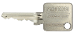 IKON SK6 - FP04 Schlüssel