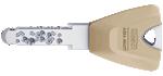 KESO Omega² 8000 Schlüssel