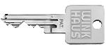 WINKHAUS System AZ+ Schlüssel